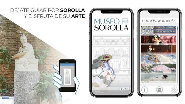 Sorolla Museum AR captura de pantalla 4