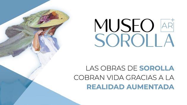 Sorolla Museum AR captura de pantalla 3
