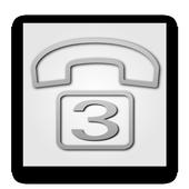 SDS LAST 3 CALLS WIDGET icon