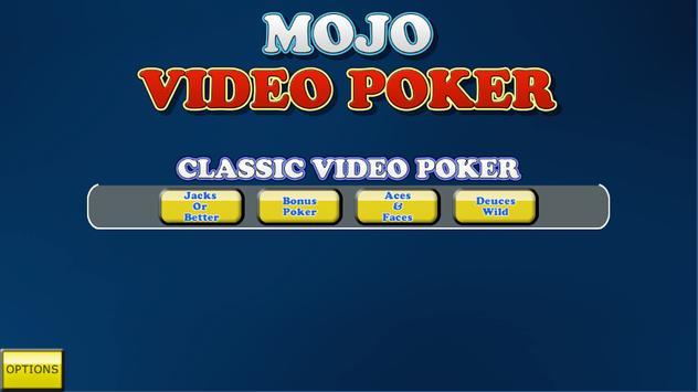 Mojo Video Poker poster