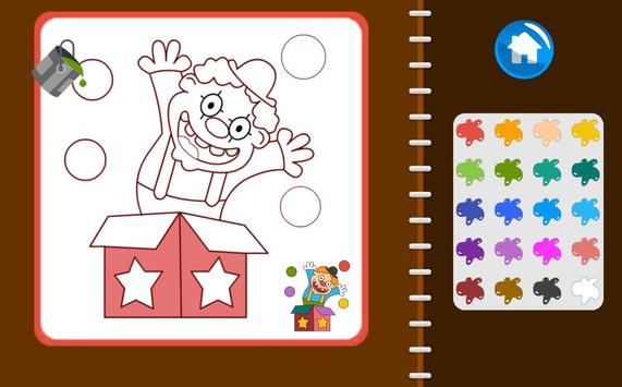 KidsPage - Coloring Book For Beginners screenshot 7