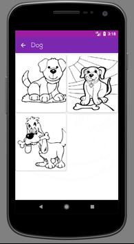 KidsPage - Coloring Book For Beginners screenshot 6