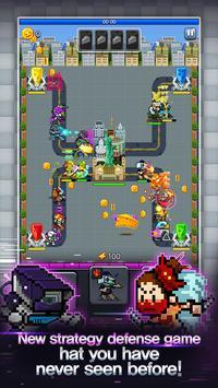 Chiz Crush : Hero Defense apk screenshot