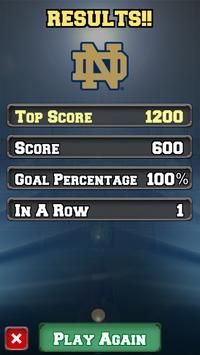 College Field Goal Challenge apk screenshot