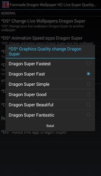 Fanmade Dragon Wallpaper HD Live Super Quality screenshot 3