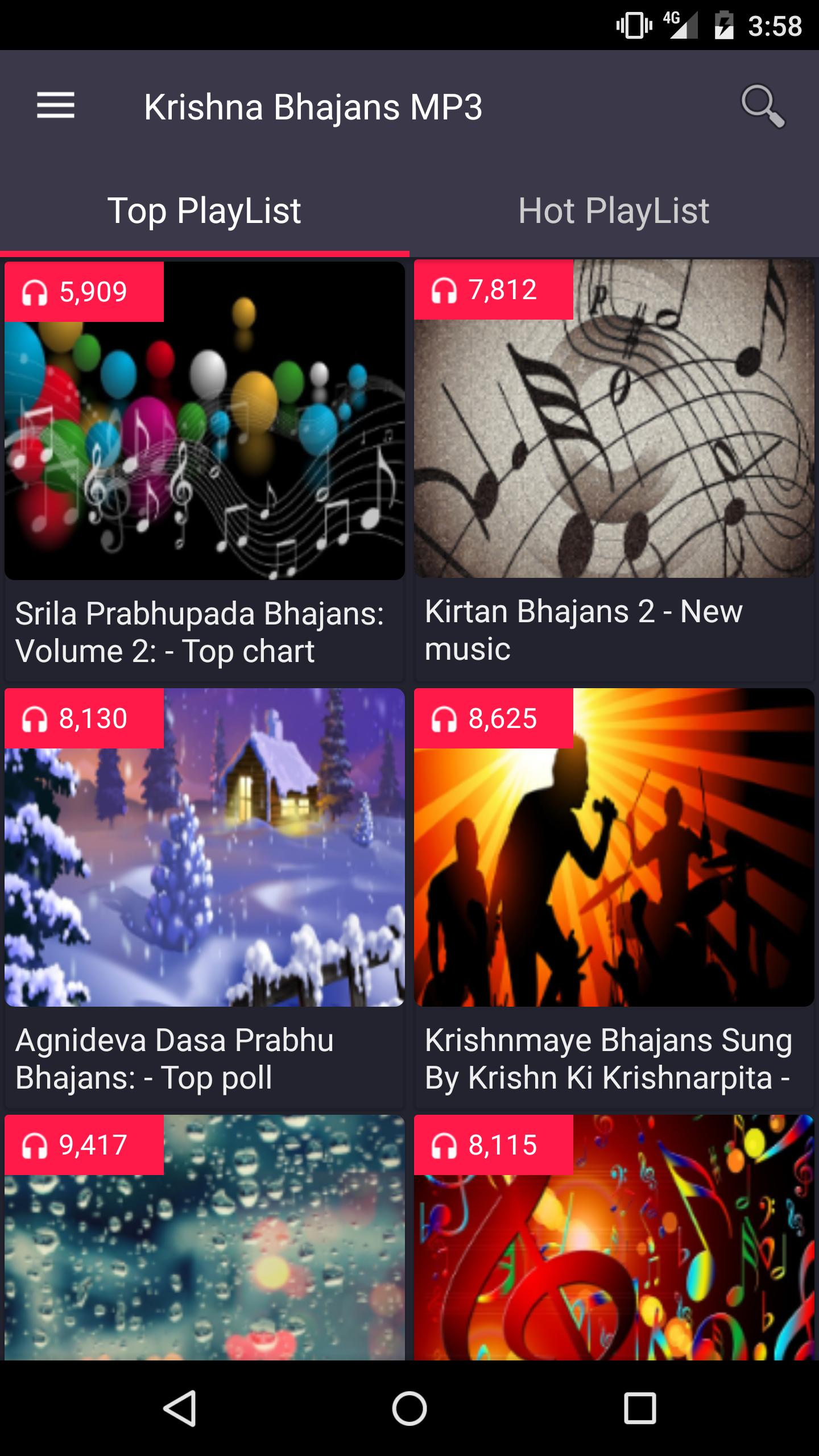 Krishna Bhajans MP3 for Android - APK Download