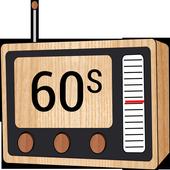 60s Radio FM - Radio 60s Online. icon