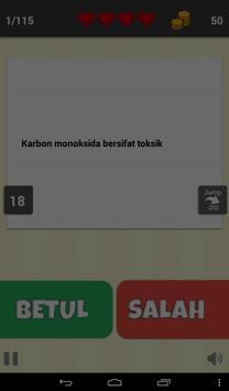 Betul ke Salah? Versi SPM apk screenshot