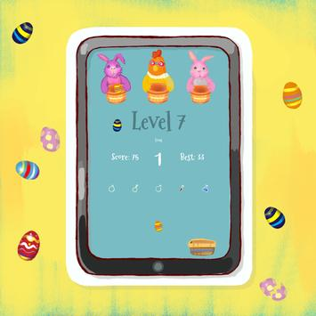 Bunny and Chicken Easter game screenshot 3