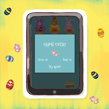 Bunny and Chicken Easter game screenshot 4