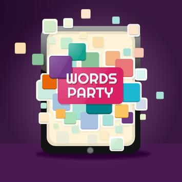 Words Puzzle Party poster