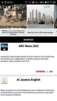 LIBERTY - World News Knowledge Bias Huff Article screenshot 1