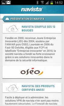 Navista screenshot 1