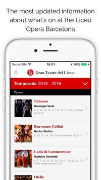 Gran Teatre del Liceu screenshot 1