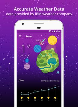 Weather Wiz: Forecast & Widget تصوير الشاشة 2