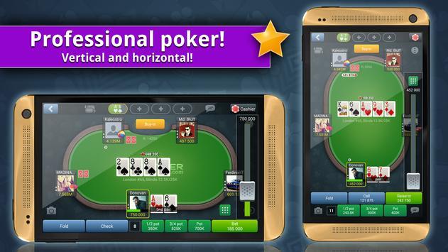 Jag Poker HD poster