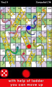 snake & Ladders - Time Pass screenshot 1