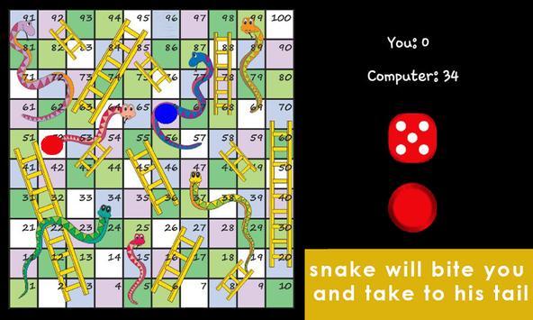 snake & Ladders - Time Pass screenshot 8