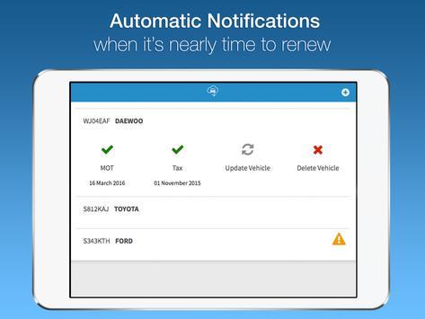 Car Tax Check screenshot 4