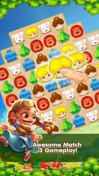 Oz! - Best Match 3 Puzzle Game apk screenshot