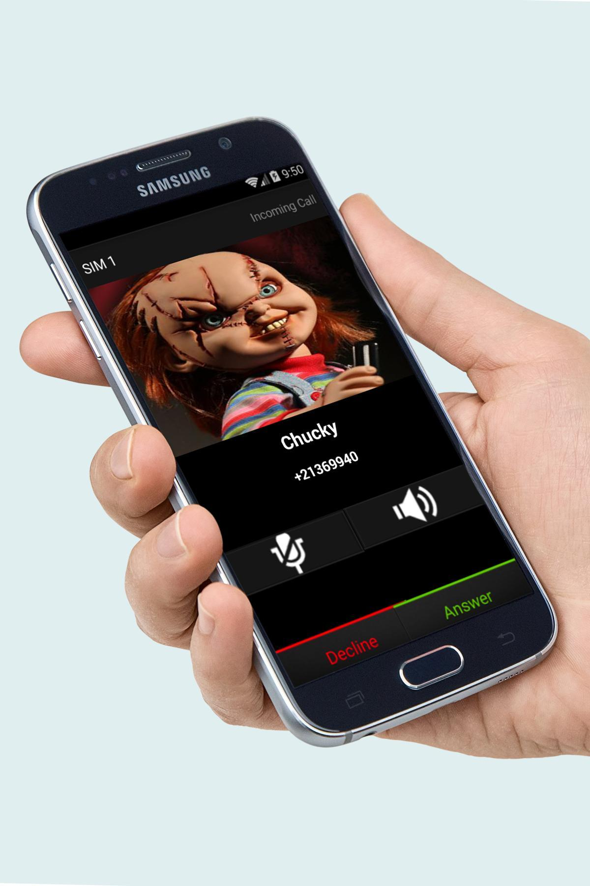 Video Call From Chucky For Android Apk Download