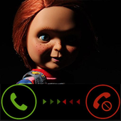 Fake Call From killer Chucky icon