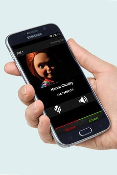 Fake Call From killer Chucky screenshot 1