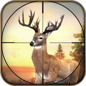 Animal Hunter Forest Sniper Shoot 3D иконка