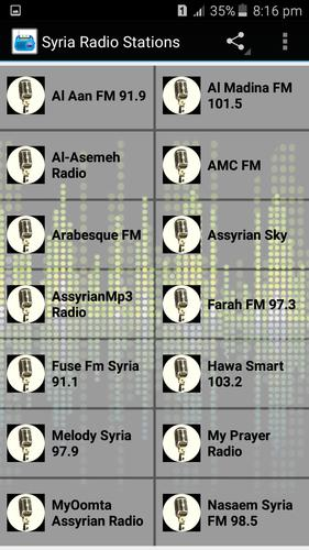 Syria Radio Stations for Android - APK Download