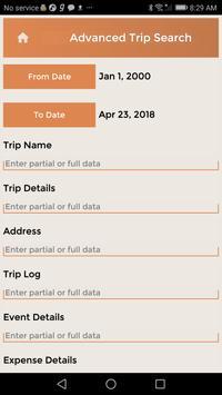 Travel Budget Event Journal-L screenshot 14