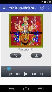 Maa Durga Bhajans 2017 poster
