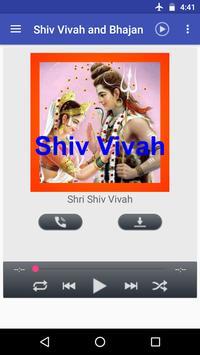Shiv Vivah and Bhajans poster