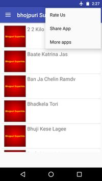 Bhojpuri Superhits screenshot 2
