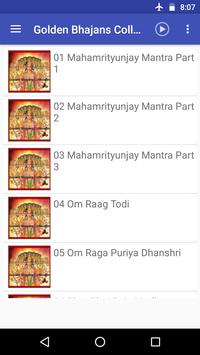 Golden Bhajans Collection screenshot 1