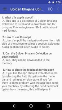 Golden Bhajans Collection screenshot 3