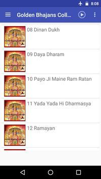 Golden Bhajans Collection screenshot 5