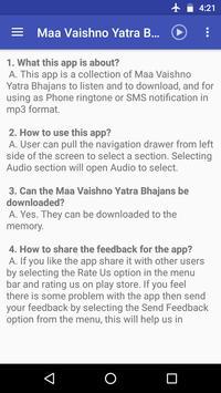Maa Vaishno Yatra Bhajans screenshot 3