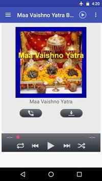 Maa Vaishno Yatra Bhajans poster