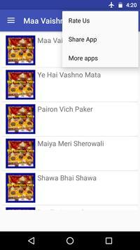 Maa Vaishno Yatra Bhajans screenshot 4