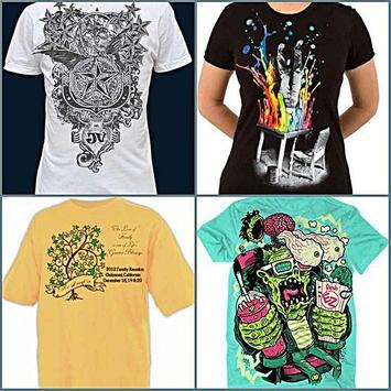 diy t shirt design ideas apk screenshot - Tee Shirt Design Ideas
