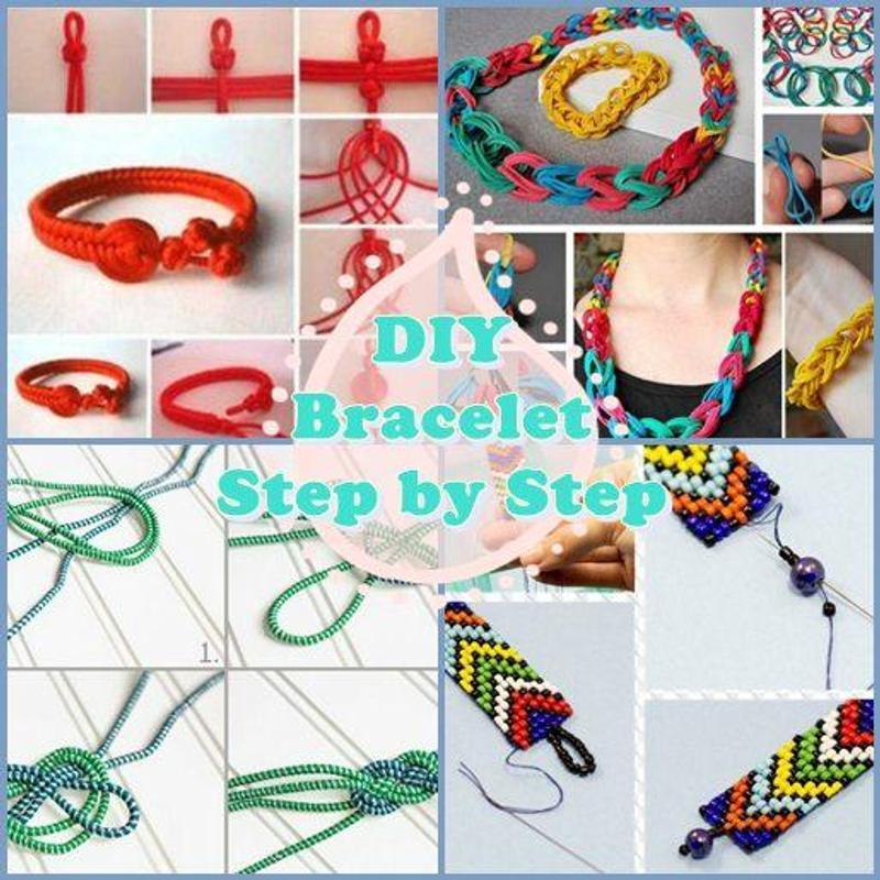 easy diy bracelets tutorial apk download free lifestyle