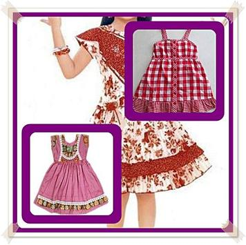09ca6aabe11f 78+ Frock Design Apk - Baby Frock Design 2018 Poster