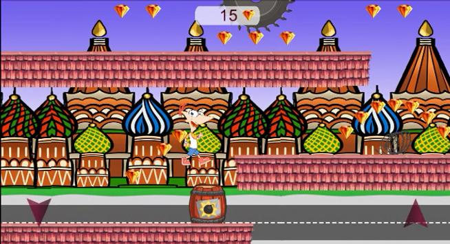 Phinias in Moscow apk screenshot