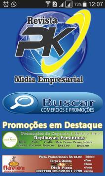 Revista PK Mídia Empresarial poster