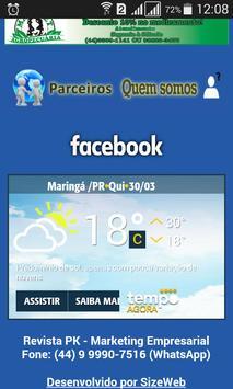 Revista PK Mídia Empresarial apk screenshot