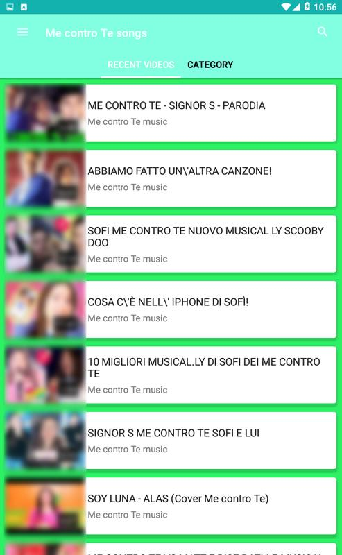 Me Contro Te Music Video Lyrics For Android Apk Download