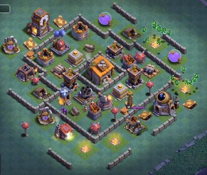 Maps of Clash of Clans CoC apk screenshot
