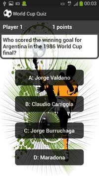 World Cup Quiz apk screenshot