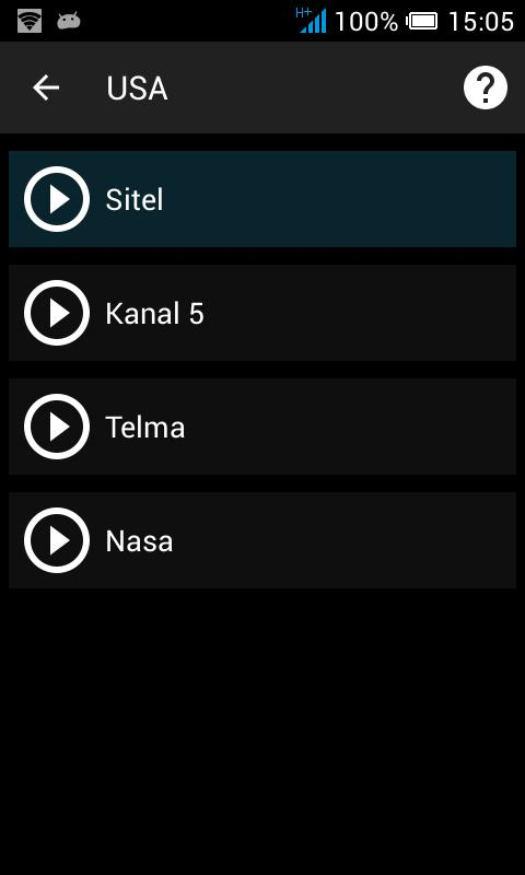 Internet Radio M3u