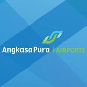 Angkasa Pura | Airports icon